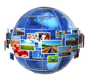 digital media buying graphic