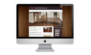 website design sample