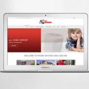 Pharo Heating and Cooling Website