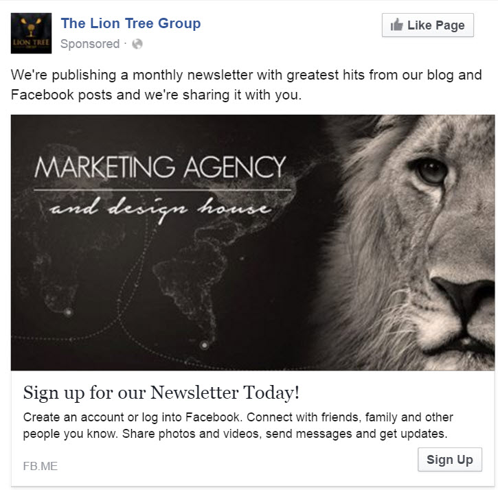 Facebook Collect Leads for Your Business Ads
