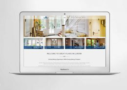 Great Plains Millwork Website