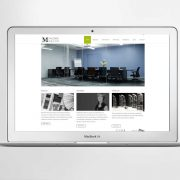 McGinnis Design Website