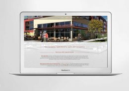 The Bay Lofts Website