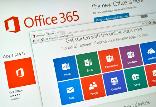 Office 365 fraud detection and spoofing
