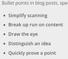 square-bullet-points