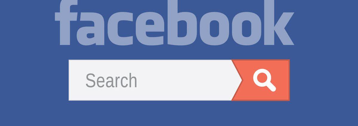 facebook search sucks