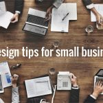 small business website design table top